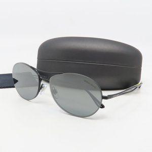 AR 6099 3001/6G Giorgio Armani Black/Gray Sunglass